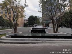 景观叠水三