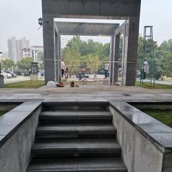 台阶踏步施工
