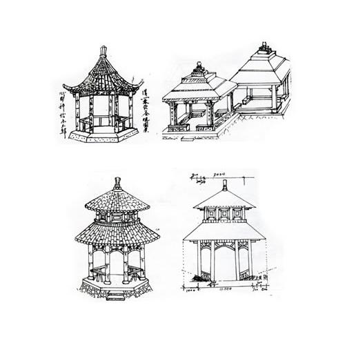 千赢国际娱乐qy966凉亭设计