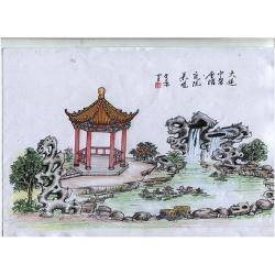上海仿古庭院设计