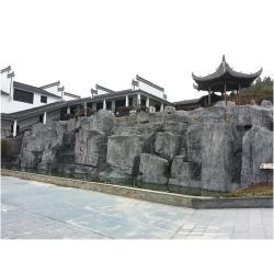 上海假山设计