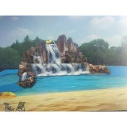 水上乐园冲浪设计