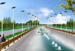 市政道路绿化
