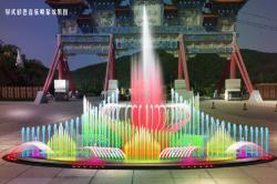 大连喷泉设计