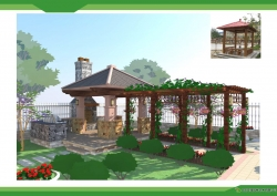 千赢国际娱乐qy966庭院设计