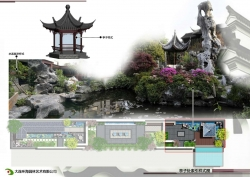 千赢国际娱乐qy966别墅庭院小品设计