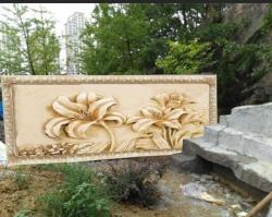 庭院浮雕设计