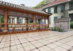 庭院廊架设计