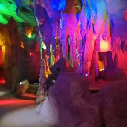 大连温泉溶洞设计