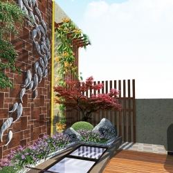 别墅设计栏厂家