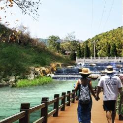 景观叠水设计