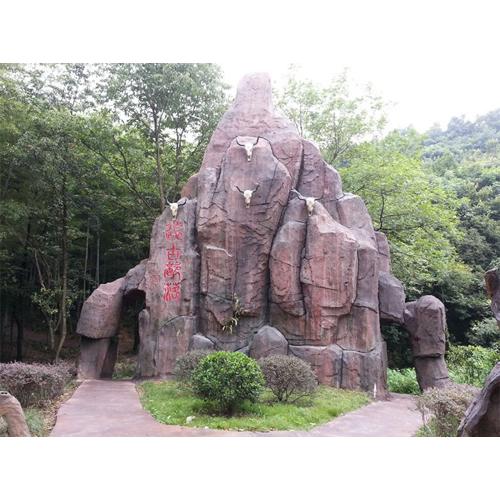 山体护坡佛教雕塑造型
